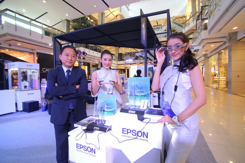 "Epson Launches ""IT'S IN THE DETAILS"" Campaign In Support of the Firm's Focus on B2B Segment"